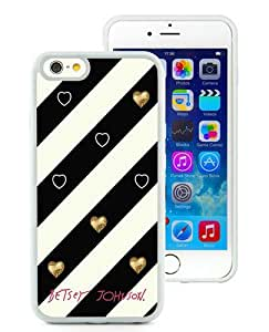 Unique iPhone 6/iPhone 6S TPU Case ,Hot Sale And Popular Designed Case With Betsey Johnson 07 White iPhone 6/iPhone 6S Skin Cover Great Quality Phone Case