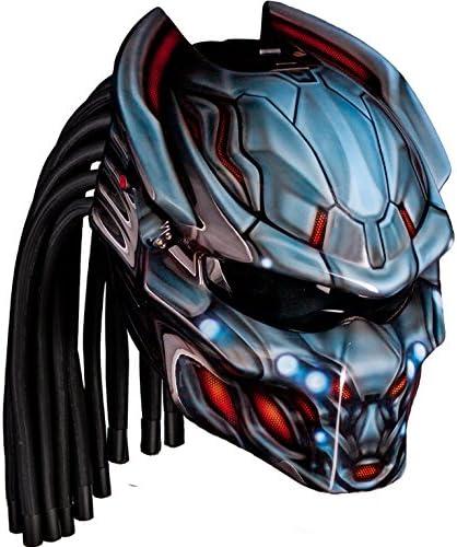 Predator Wolf 05 Custom Motorrad Helm Auto