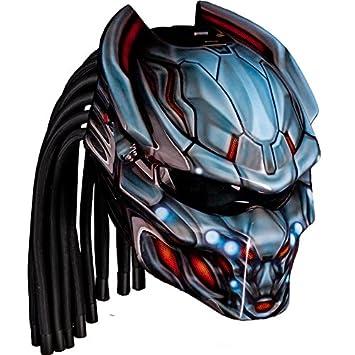 Predator Wolf 05 motocicleta Custom Casco