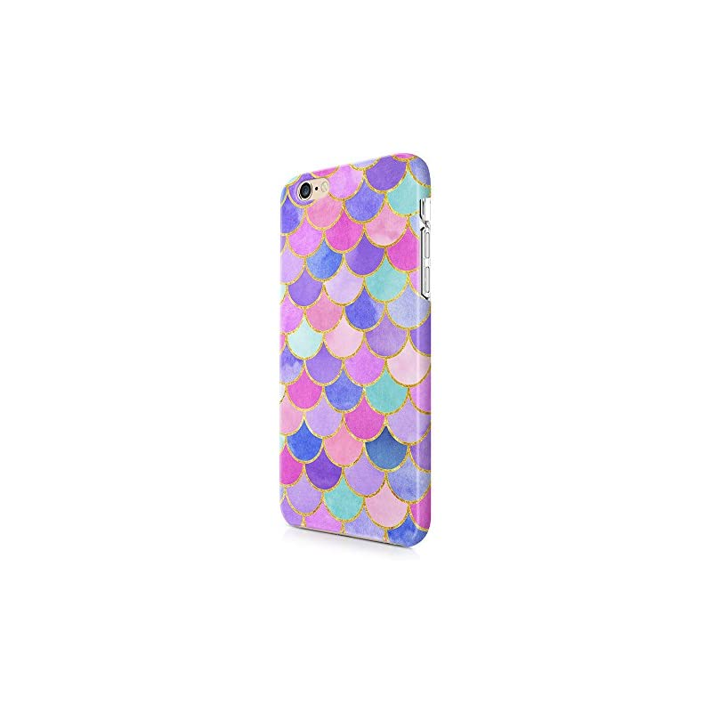 Mermaid Scales Pink Case for for iPhone