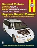 GM: Venture, Silhouette, Trans Sport, Montana, 1997-2005 (Haynes Repair Manuals)