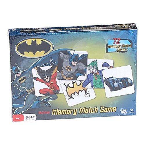 Cardinal Memory Match Game Batman