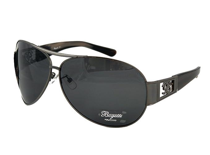 Bogetti gafas de sol polarizadas y pantalla a juego para ...