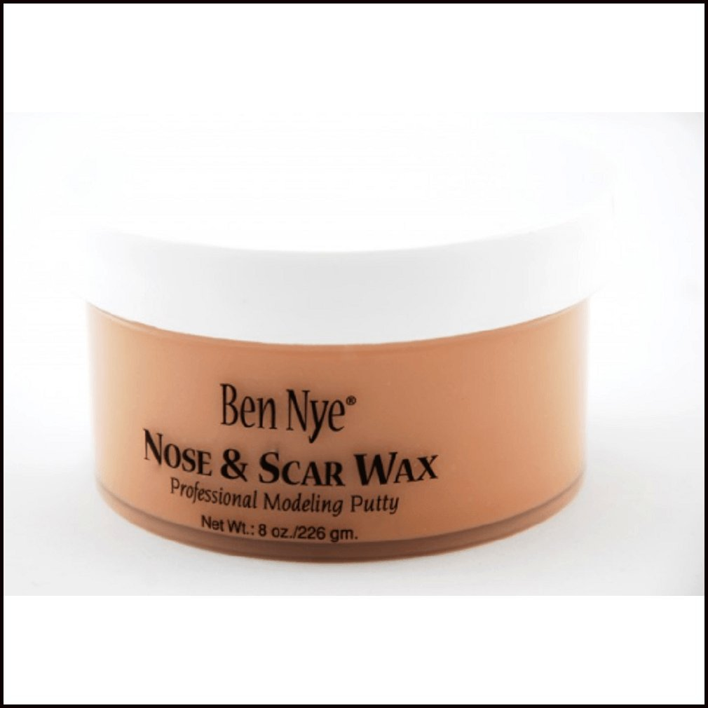 Ben Nye Nose and Scar Wax Fair 8 Oz by Ben Nye
