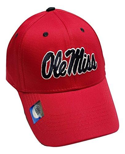 Rebels Baseball Hat - 2