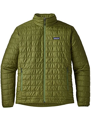 green Puff sprouted Nano Jacket Mens qpIF5w5
