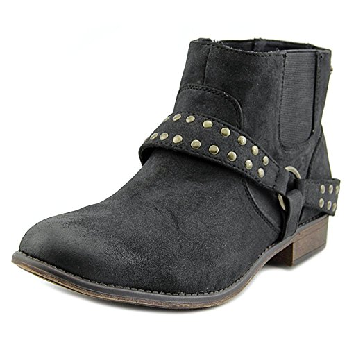 Roxy Womens Weaver Closed Toe Ankle Fashion Boots, Black, Size 9.0