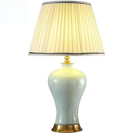 Yxx max *lampara Mesa Lámpara de Mesa de cerámica, (7895)  Estilo ...
