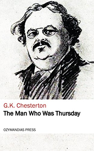 book cover of The Man Who Was Thursday