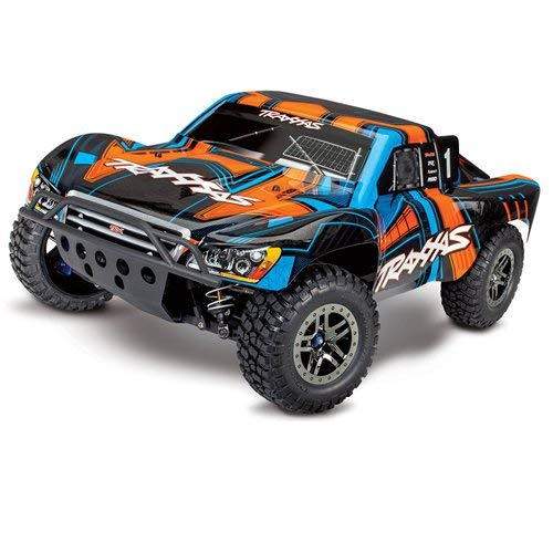 The Ultimate 4 X 4 - Traxxas Slash 4X4 Ultimate: 1/10 Scale 4WD Electric Short Course Truck with TQi Radio System, Link Wireless Module, Stability Managment (TSM)