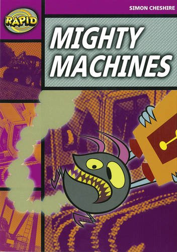 Rapid Stage 3 Set A: Mighty Machines (Series 2) (RAPID SERIES 2)