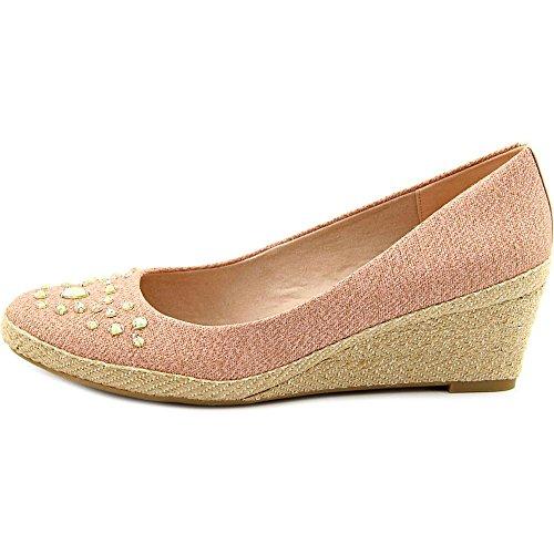Easy Spirit - Sandalias de vestir para mujer rosa claro