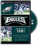 Buy NFL: Greatest Games - Philadelphia Eagles 1980 NFC Championship Game