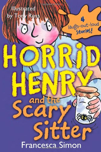 Horrid Henry and the Scary ()