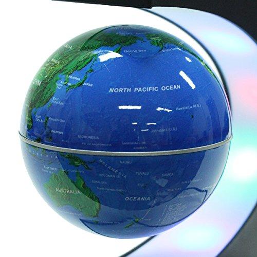 50off meco 3 funny c shape magnetic levitation floating globe 50off meco 3 funny c shape magnetic levitation floating globe world map gumiabroncs Gallery