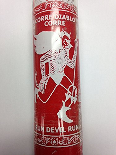 red devil candle - 3