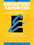 Essential Elements Broadway Favorites, Michael Sweeney, 0793598443
