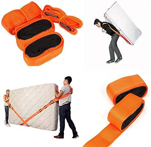 持ち上がることおよび移動革紐、移動が簡単安全家具で重い物を持ち上げる