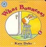 What Bounces?, Kate Duke, 052544209X
