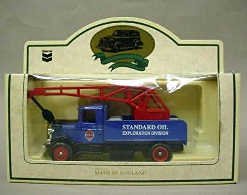 Lledo Chevron Standard Oil Well Repair Truck