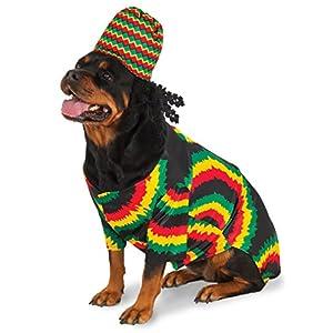 Rasta Big Dog Boutique, XXX-Large