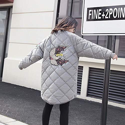arrondi unie manches femme manteau couleur Npradla à de longues pour g5TcIq