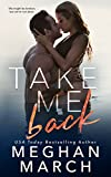 Book Cover for Take Me Back