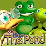 Life at the Pond 3-Pack CD Bundle with All Pond CDs -19,000 Frogs and Counting, Angels Watching Over Me, The Day Without Rules - Teach Your Kids Biblical Character - Faith, Fun, and Values Guaranteed