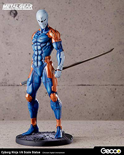 metal gear cyborg ninja - 2