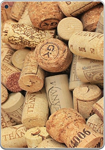 - Wine and Champagne Corks Pattern Background iPad Air 2 Vinyl Decal Sticker Skin by Moonlight Printing