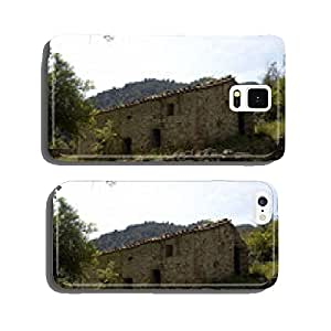 Old abandoned farmhouse cell phone cover case Samsung S6