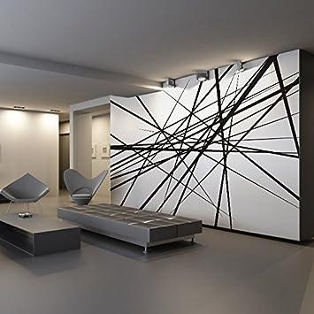 Huangyahui Tapete Der Nordic Moderne Kunst Einfache Hintergrund Qiangbu  Esszimmer Schlafzimmer TV Wand Hintergrund Wandaufkleber