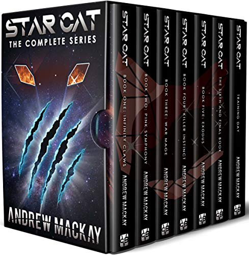 - Star Cat: The Complete Series: Books 1-7