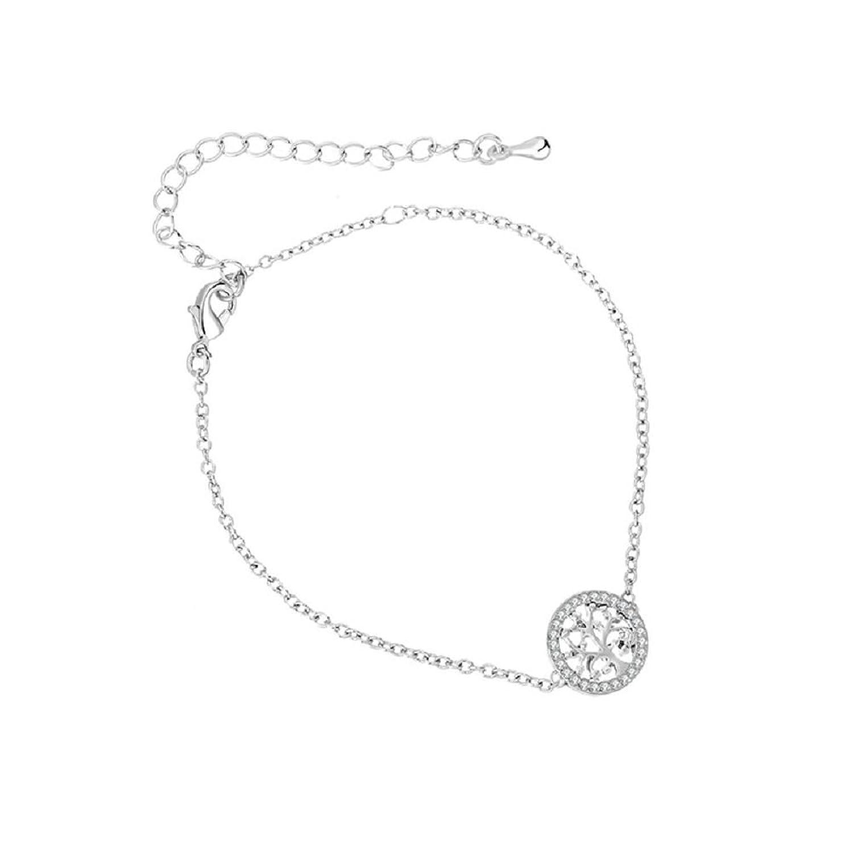 HoBST Women's Anklet Beach Chain Ankle Bracelet for Girl Foot Jewelry Adjustable