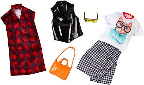 (Barbie Choker Dress Fashion, 2 Pack)
