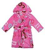 Verabella Boys Girls' Plush Soft Fleece Printed Hooded Beach Cover up Pool wrap