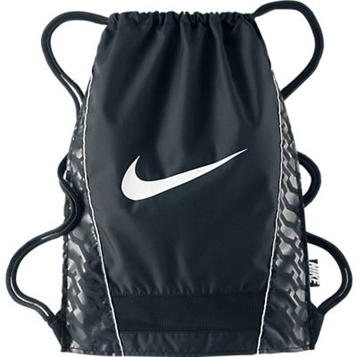 b1ee80d04301 Amazon.com  New Nike Brasilia Gymsack DS Bag Black Black White ...