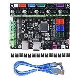 BIQU 3D Printer Part SKR V1.1 32-Bit with ARM CPUControl Board Open Source SmoothieboardSupport TMC2130 TMC2208 Driver 12864 LCD