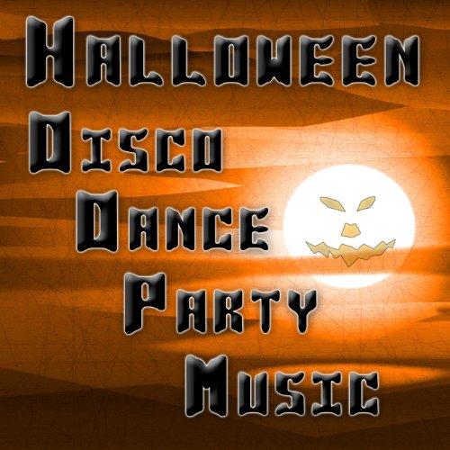 Halloween Disco Dance Party -