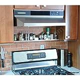 ULTRAledge 3'/36'' Stainless Steel Over-The-Range Shelf/Display / Ledge/Rack (2'' deep)