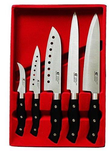 set de 5 cuchillos Japoneses de alta calidad