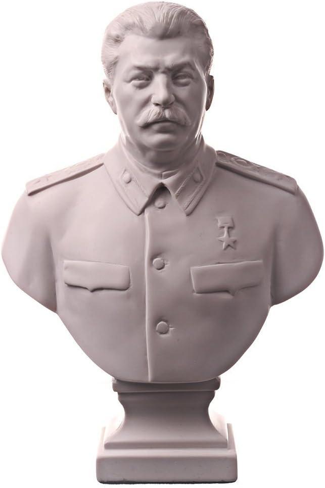Busto di stalin in marmo 16 cm 8541860419