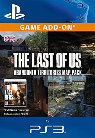 The Last of Us: Abandoned Territories Map Pack [PS4 Download