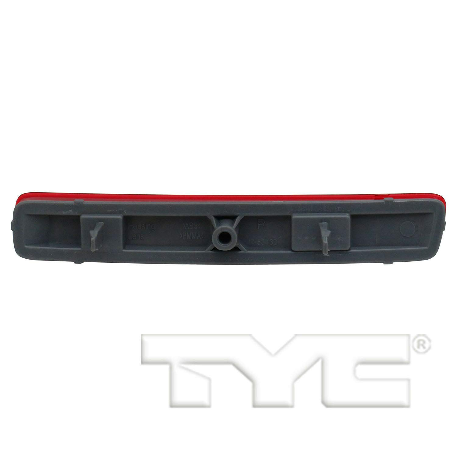 TYC 17-5343-00-1 Replacement Right Reflex Reflector