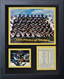 Legends Never Die 1975 Pittsburgh Steelers Framed Photo Collage, 11x14-Inch