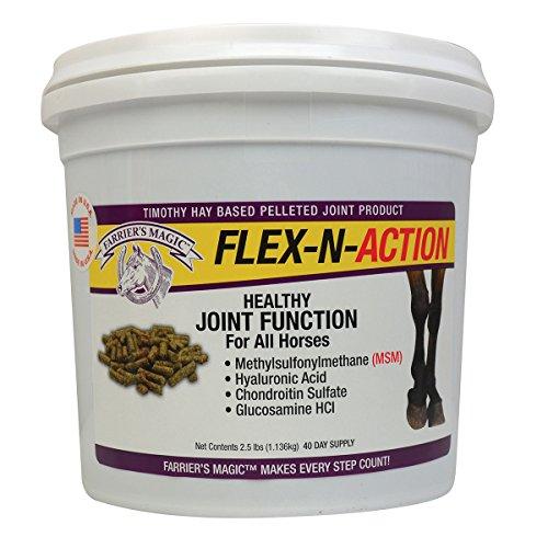 (Farrier's Magic Flex N Action Pellets - 2.5 LB )