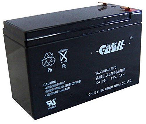 Casil CA1290 12v 9ah for Mighty Mule Gate Opener FM350, FM200