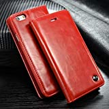 Best Covers For Mophies - 1 piece CaseMe Flip Leather Phone Case For Review