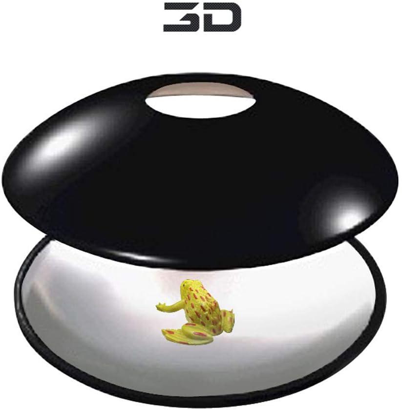 Wisvis 3D Mirascope Instant Illusion Maker Hologramm Bild Maker Lustiges Spielzeug f/ür Kinder Adult Science Education Spielzeug Neuheit Geschenk