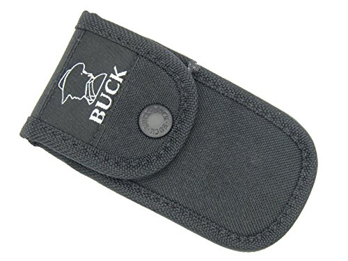 buck-112-482-422-433-484-735-dual-pouch-425-black-nylon-folding-hunter-knife-sheath